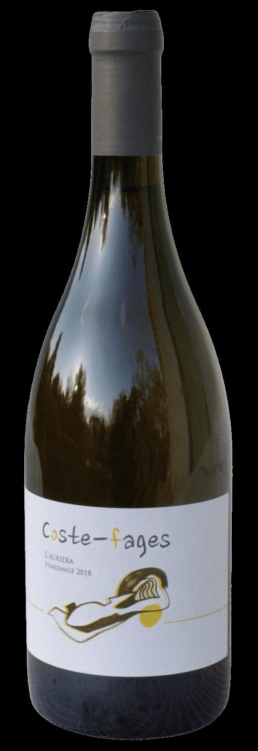 L'Aurièra vin blanc