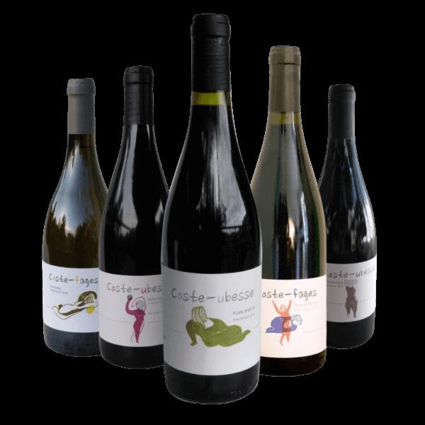 Offre découverte de nos vins